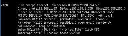 Configurar la red en Ubuntu 12.04