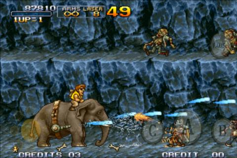 Metal Slug 3 ya disponible para Android