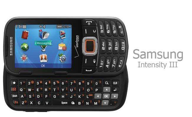 Samsung Intensity III