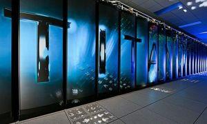 Titan Cray