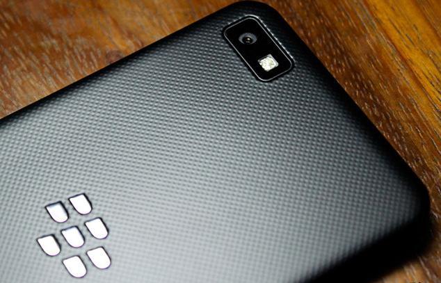 Blackberry Z10. Cámara