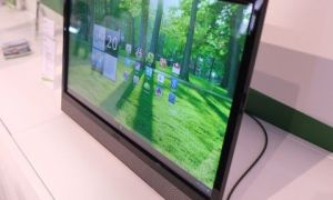 Acer Smart Display tablet pantalla