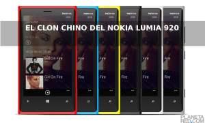 Conoce al clon del Nokia Lumia 920