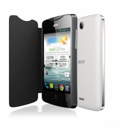 ACER LIQUID Z3 730x768 427x450 Acer Liquid Z3, características, precio y disponilibidad