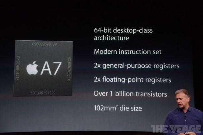 Procesador A7 de Apple