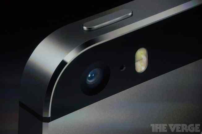 Doble Flash LED en la cámara del iPhone 5S