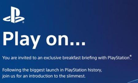 nueva Playstation slim