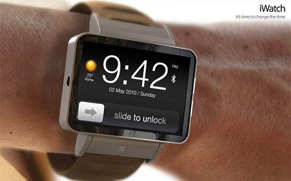 Apple iWatch - Concepto