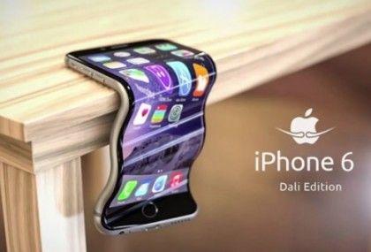iPhone 6 se muestra en un gracioso diseño