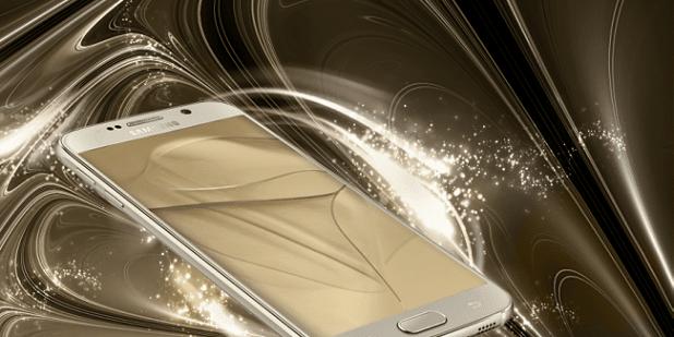 El Samsung Galaxy S6 dorado el más vendido