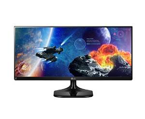 LG-25 The best monitors of 21-25 inches iOs