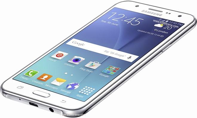 Cómo hacer una captura de pantalla en el Samsung Galaxy J5