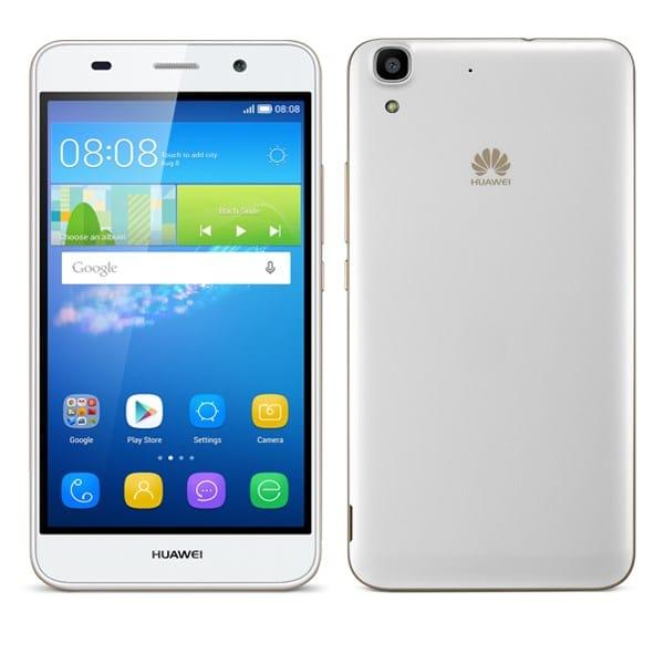 Cómo proceder un HARD RESET del Huawei Y6