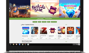 Chrome OS ya integra la tienda de apps Google Play Store