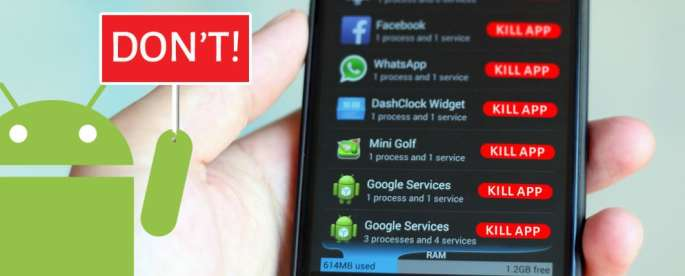 5 mitos de los smartphones que son mentira