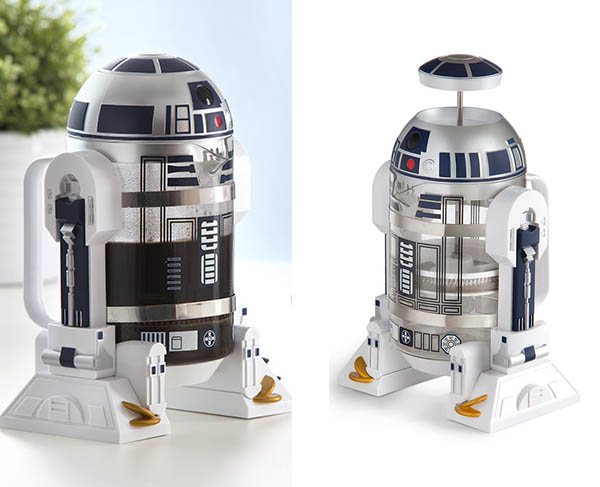 Cafetera R2-D2