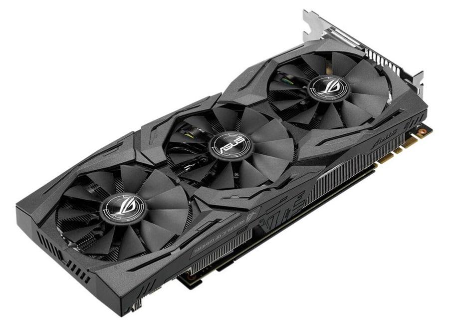 ASUS GeForce GTX 1080 STRIX