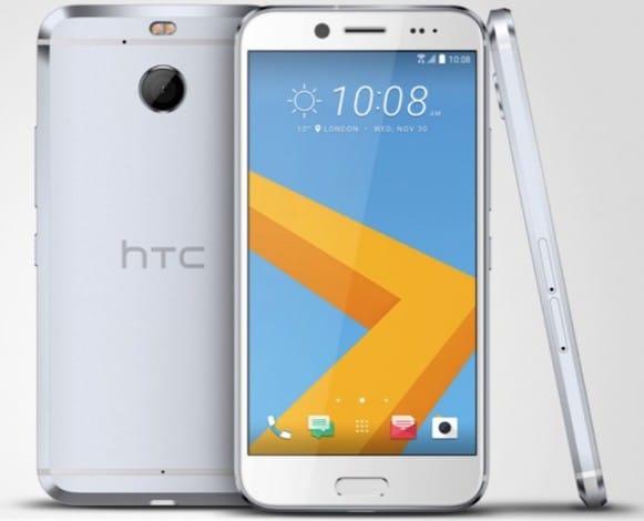 HTC diez EVO