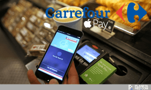 Apple Pay llega a Carrefour