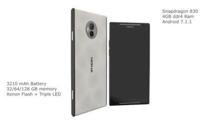 El Nokia C1