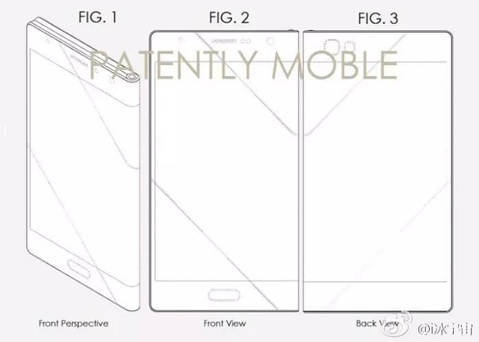 El primer teléfono con pantalla flexible será el ©Samsung ©Galaxy X Plus