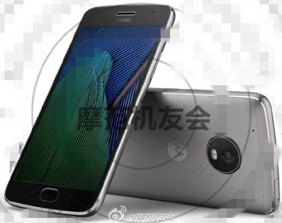 Moto G5 Plus en imágenes reales, FullHD, 5,2 pulgadas y 4 GB de RAM
