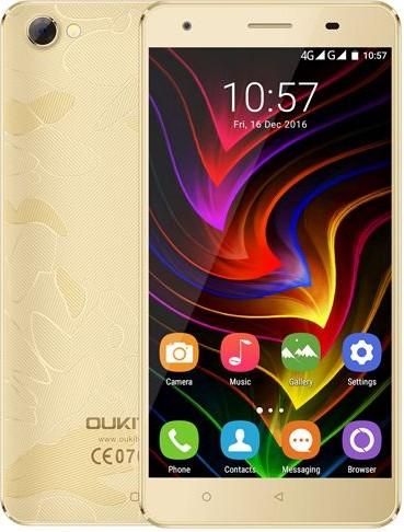 Oukitel C5, teléfono 3G equipado con Android 7.0, HD y 2 GB de RAM