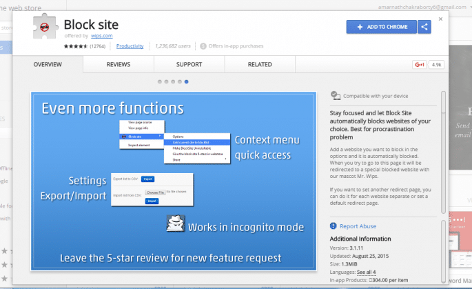 Como bloquear una pagina web