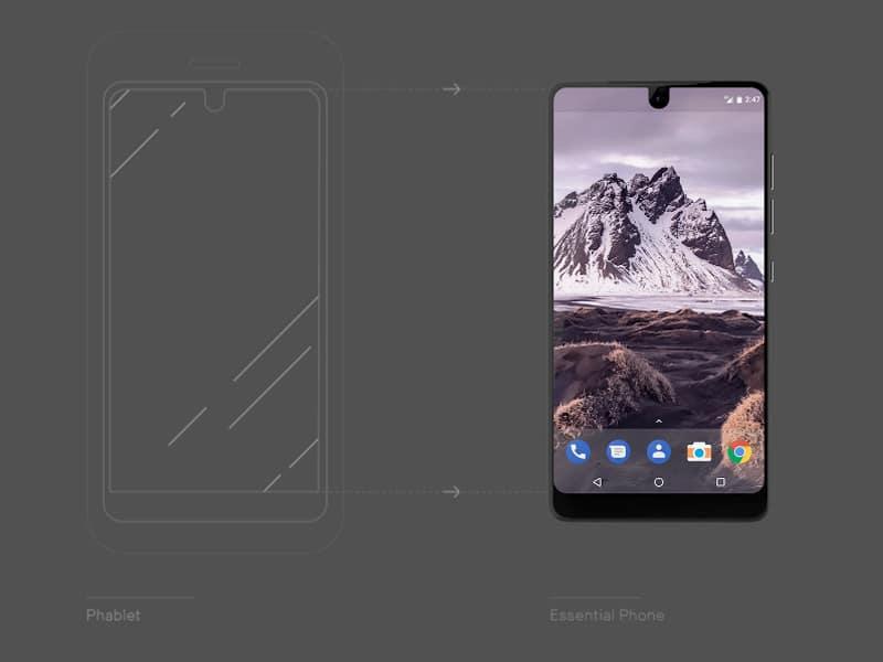 Essential Phone oficial, el móvil desarrollado por Andy Rubin