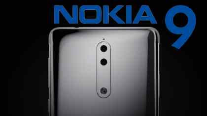 concepto del Nokia 9