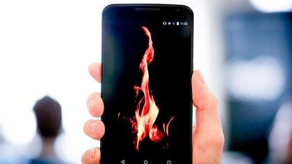 Sobrecalentamiento Android