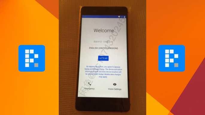 Nokia 8 foto