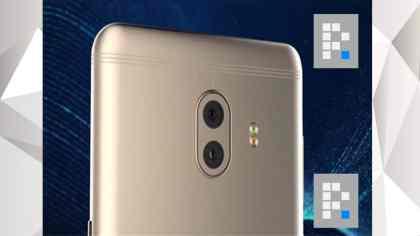 doble cámara vertical del Samsung Galaxy C10