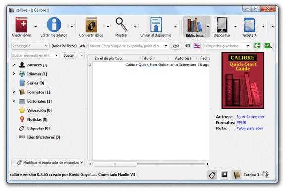 Convertir cualquier archivo a ePub