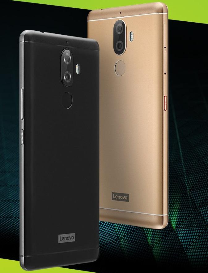 Lenovo K8 Note con de doble cámara, características oficiales y precios