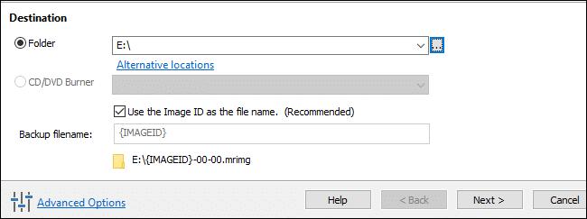 Como crear copia de seguridad