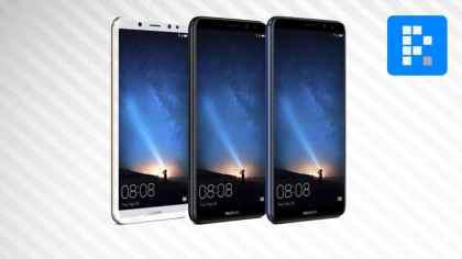 pantalla del Huawei Mate 10