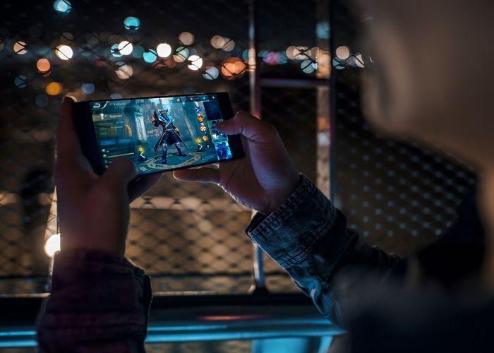 Razer Phone, un móvil para gamers