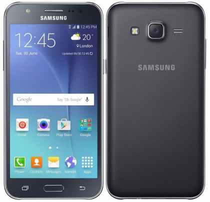 resetear Samsung Galaxy J7