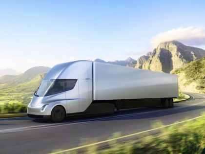 pepsico compra camiones eléctricos a Tesla