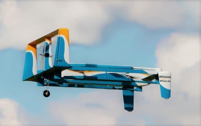 drone que se auto-destruye