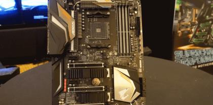 Gigabyte Aorus X470 Gaming 7 WiFi, la nueva placa base para procesadores AMD de Gigabyte