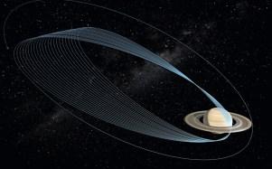 Cassini the Grand Finale