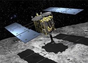 Asteroid Itokawa gives up its secrets