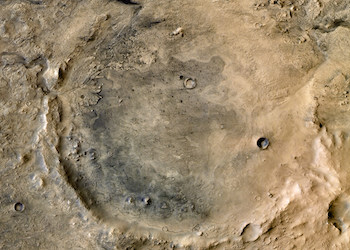 mars jezero crater ile ilgili görsel sonucu