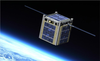 CubeSats, smaller versions of traditional satellites, are being increasingly used in Earth orbit and will now head for Mars as well. Photo Credit: Montana State University/Space Science and Engineering Laboratory