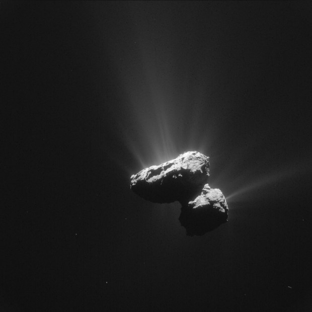 Photo Credit: ESA/Rosetta/NAVCAM – CC BY-SA IGO 3.0