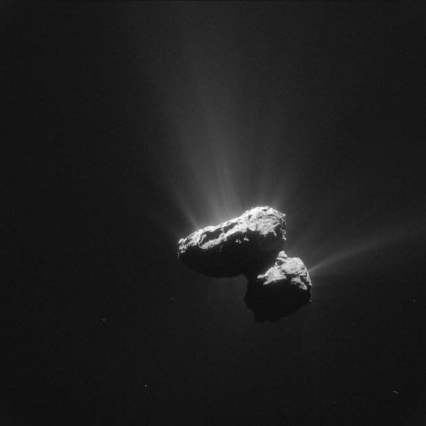 Photo Credit: ESA/Rosetta/NAVCAM – CC BY-SA IGO 3.0