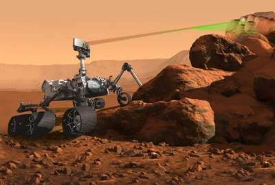 The Mars 2020 Rover will be similar in design to Curiosity, but with different science instruments. Image Credit: NASA