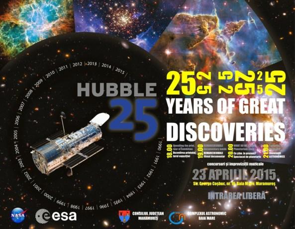 Hubble 25mmic